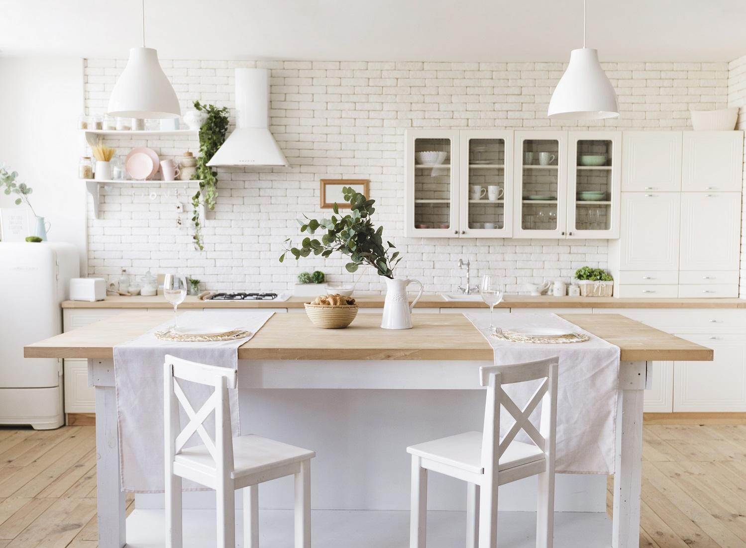 Mieszkanie w stylu skandynawski - aranżacja