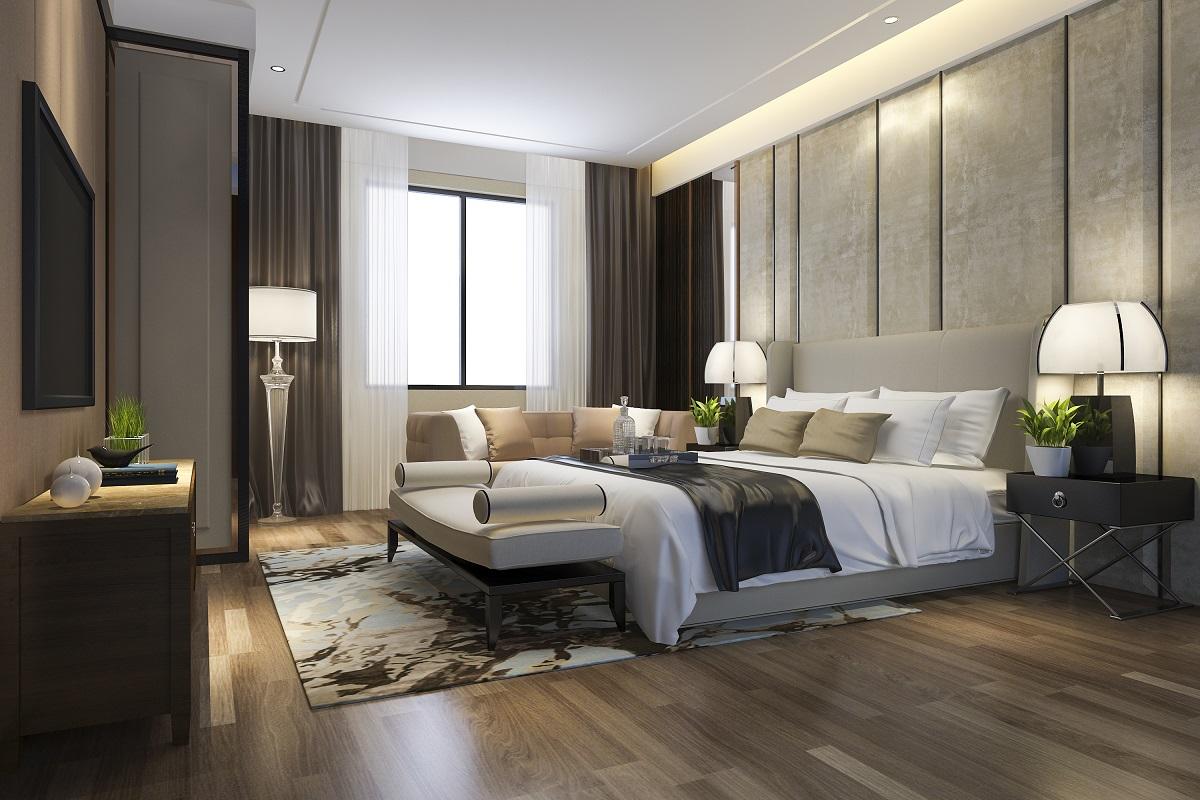 jak urządzić sypialnię - wskazówki