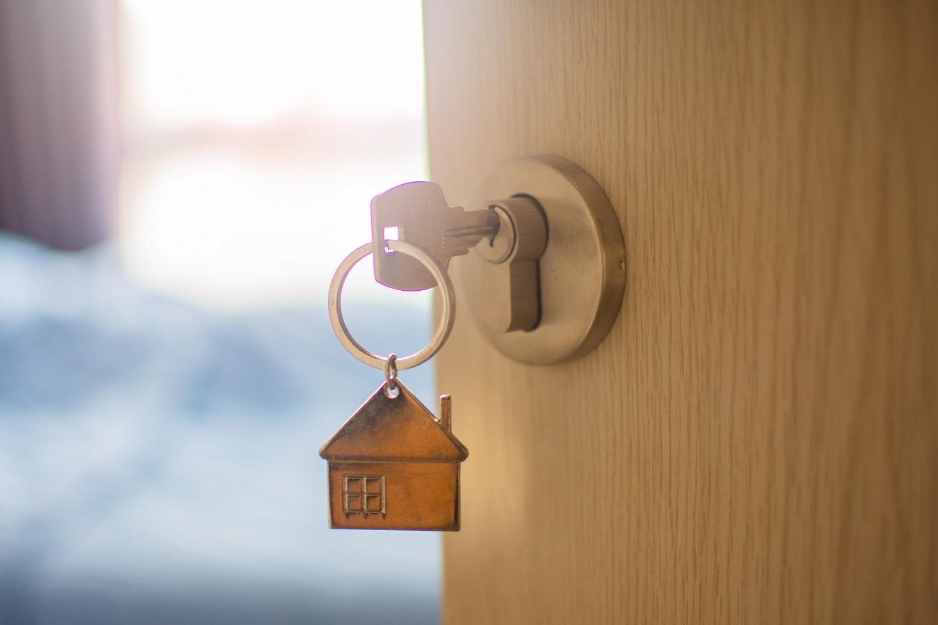 Mieszkanie bezczynszowe klucze