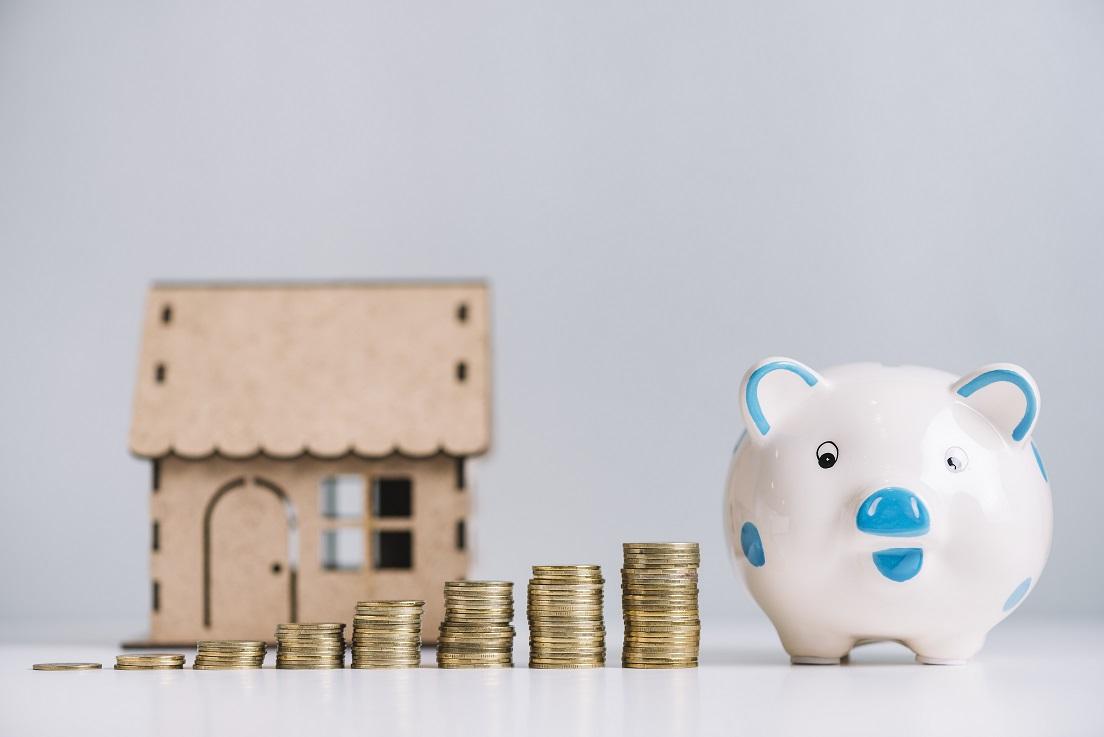 Koszty utrzymania domu – skarbonka
