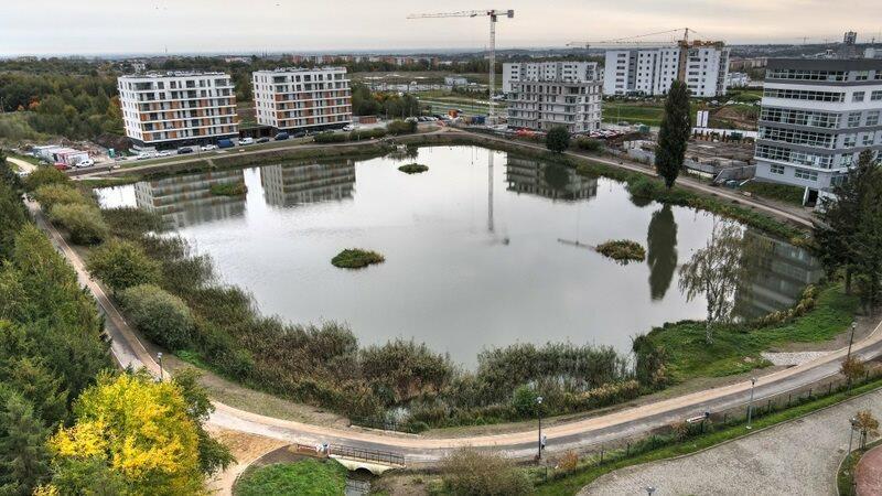 Zbiornik retencyjny Jabłoniowa