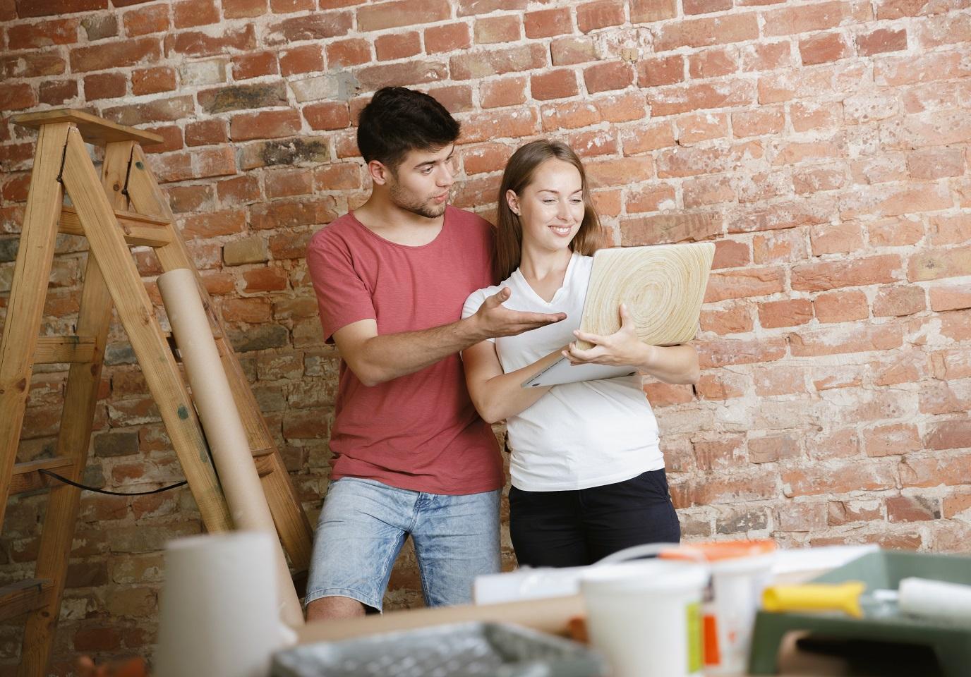 Wartość mieszkania inwestycyjnego - remont, home staging