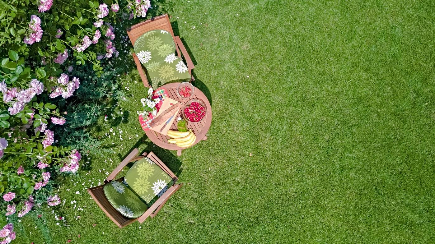 Dom z ogrodem – inspiracja